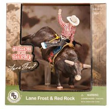Big Country Toys Lane Frost and Red Rock 438