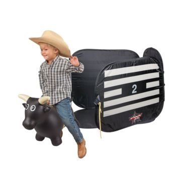 Big Country Toys Lil Bucker® Bull & PBR Chute