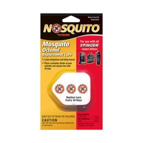 Stinger Nosquito Mosquito Octenol Replacement Lure NS16
