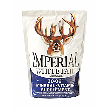Whitetail Institute Mineral/Vitamin Supplement 5lb Bag