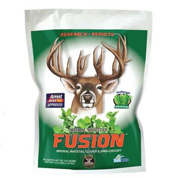 Whitetail Institute Imperial Fusion Perennial Food Plot