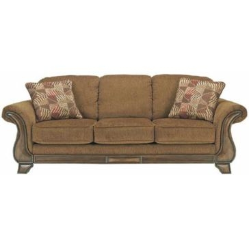 Ashley Montgomery-Mocha Sofa