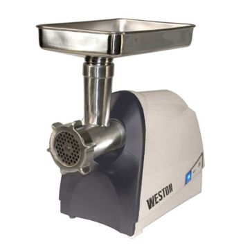 Weston Electric Meat Grinder & Sausage Stuffer 33-0201-W