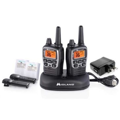 Midland Radio X-TALKER Extreme Dual Pack Radios T77VP5