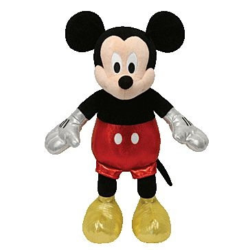 ty 8in Sparkle Mickey Disney 41058