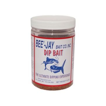 Bee'-Jay Bait Co Catfish Dip Bait Original Formula 16oz