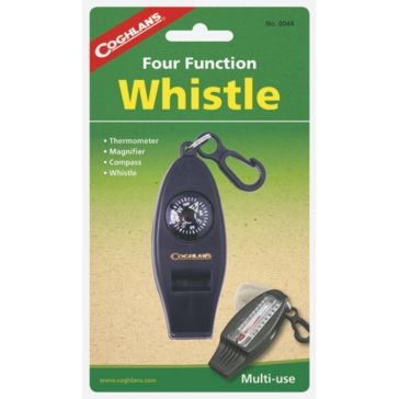 Coghlans Four Function Whistle 0044