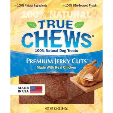 True Chews Chicken Jerky Cuts Dog Treats 12oz