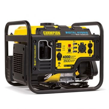 Champion 3500W Digital Hybrid Generator 100302