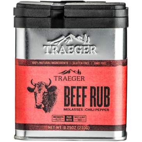 Traeger Beef Rub 8.25oz