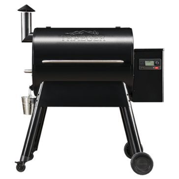 Traeger Pro 780 Black Pellet Grill with WiFi TFB78GLE