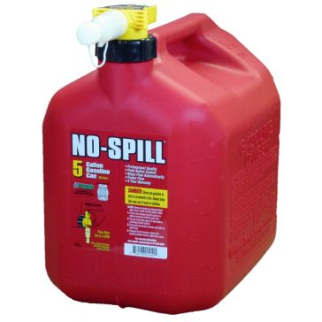 No-Spill 5 Gallon Gas Can 1450
