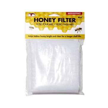 Little Giant Beekeeping Fabric Honey Filter