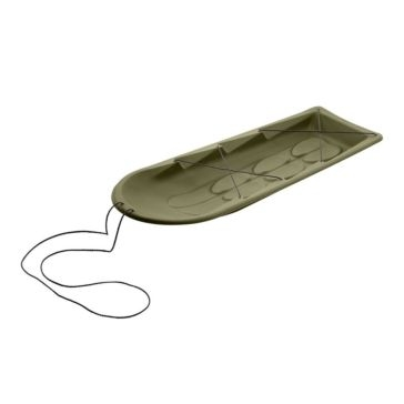 Terrain Outdoor Deer Drag Sled 65x22in Olive