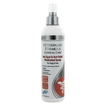 Veterinary Formula Clinical Care Hot Spot & Itch Relief Spray