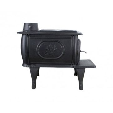 US Stove Cast Iron Longwood Stove EPA Certified