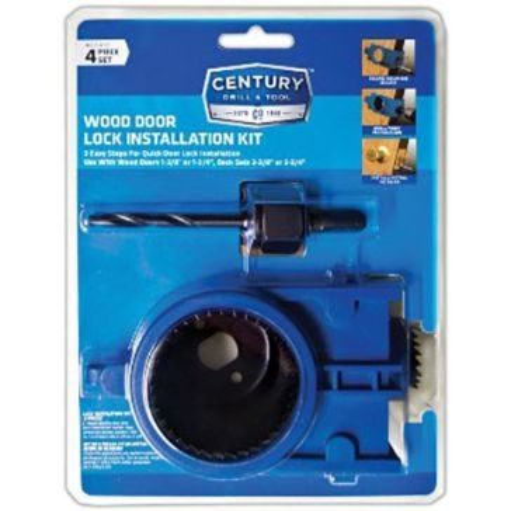 Century Wood Lock Install Kit - 4pc