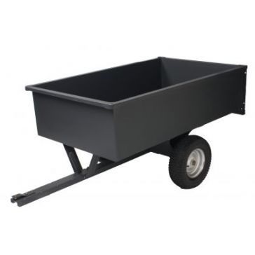 Precision Trailer Cart 17 Cubic Feet LC1700GY