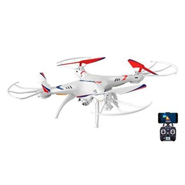 Swift Stream Z-9 Wi-Fi Camera Drone Asst. Colors