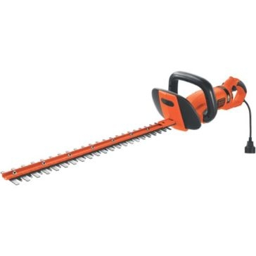 Black+Decker 24-in Hedge Trimmer with Rotating Handle HH2455