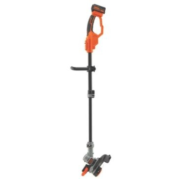 Black+Decker 20V MAX Li-Ion 12-in High Performance Trimmer/Edger LST400