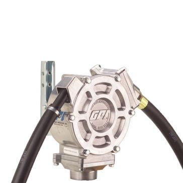 GPI Piston Hand Fuel Pump w/Hose & Nozzle 114000-5