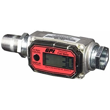 GPI Digital Fuel Meter 113255-1