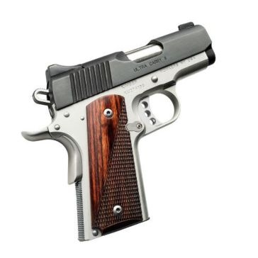 "Kimber Ultra Carry II .45ACP 4.75"" Two-Tone Handgun"