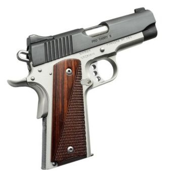 "Kimber Pro Carry II 9mm 4"" Two-Tone Handgun"