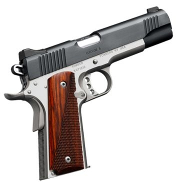 "Kimber Custom II 9mm 5"" Two-Tone Handgun"