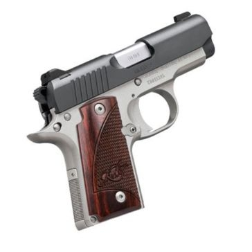 "Kimber Micro 9 9mm 3.15"" Two-Tone Handgun"