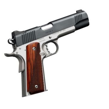 "Kimber Custom II .45ACP 5"" Two-Tone Handgun"