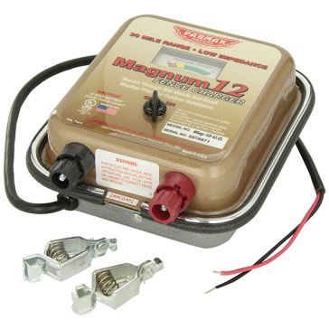 Parmak Magnum-12 Low Impedance Fencer 12-Volt