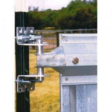 Wedge-Loc Gate Hinge Set