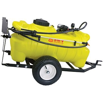 SMV 25 Gallon Tow Behind Sprayer