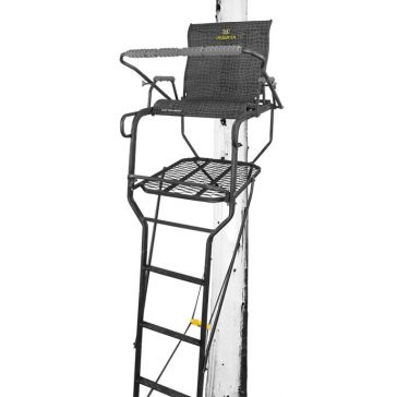 Hawk 21' Sasquatch™ 1.5-Man Ladder Stand 2072