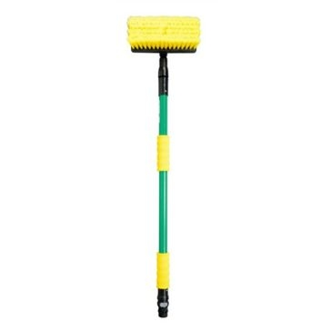 Carrand Implement Flo-Thru Wash Brush 10""