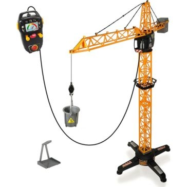 "Dickie Toys 40"" Giant Remote Control Crane 203462411"