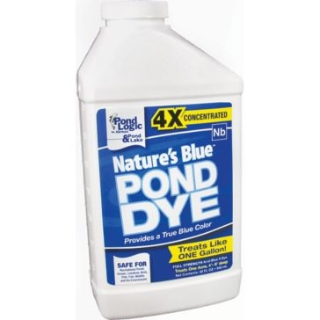 Pond Logic 32 oz. Nature's Blue Pond Dye 530099