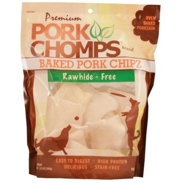Pork Chomps Baked Pork Chipz 12oz