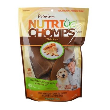 Nutri Chomp Earz 10 Ct.