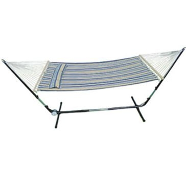 Backyard Expressions Two Person Padded Hammock