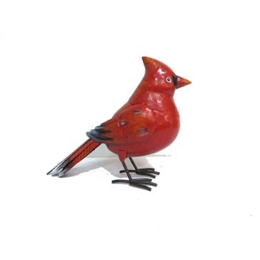Backyard Expressions Metal Cardinal