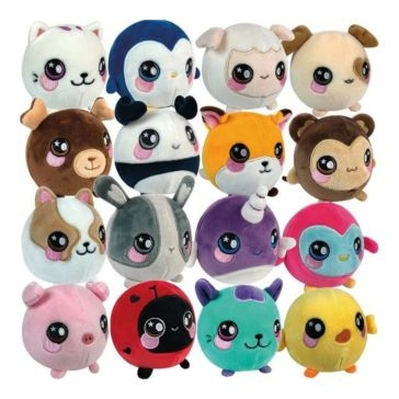 License 2 Play Toys Squishamals Assorted