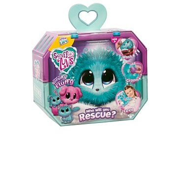 License 2 Play Toys Scruff A Luvs Assorted