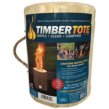 Timber Tote One-Log-Campfire Fire Wood