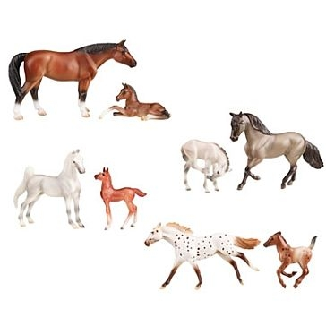 Stablemates Horse & Foal Set