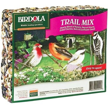 Birdola 2.2lb Trail Mix Cake 54441