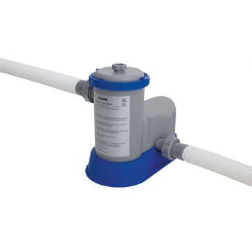 Bestway Swimming Pool Filter Pump System 1500 Gallon 58390E