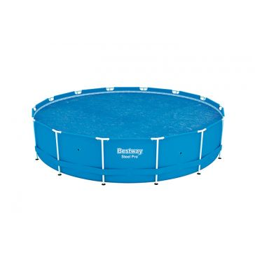 Bestway 15' Solar Round Swimming Pool Cover 58252E